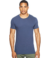Scotch & Soda - Classic Crew Neck Tee in Lightweight Jersey Quality
