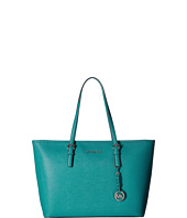 MICHAEL Michael Kors - Jet Set Travel Medium Top Zip Mult Funt Tote