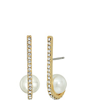 Kate Spade New York - Shine On Pearl Cuff Earrings