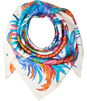 Echo Design - Pajaros Coloridos Silk Square Scarf