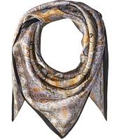 Echo Design - Paisley Silk Square Scarf