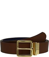 LAUREN Ralph Lauren - Reversible Crosshatch Belt
