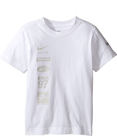 Nike Kids - Spliced Swoosh Tee (Little Kids)
