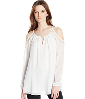 Calvin Klein - Cold Shoulder with Lace