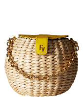 Frances Valentine - Honey Pot Woven Bucket Bag