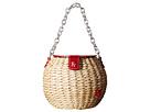 Honey Pot Woven Bucket Bag