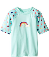 Roxy Kids - Sweet Tooth Short Sleeve Rashguard (Infant)