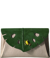 Charlotte Olympia - Monstera Clutch