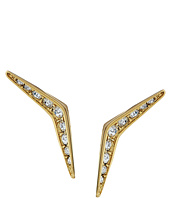 Michael Kors - Tone and Pave Stud Earrings