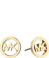 Michael Kors - Logo Tone Stud Earrings