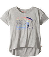 Roxy Kids - Scented Candles Surf Society Tee (Big Kids)