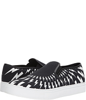 Neil Barrett - Slip-On Lightening Bolt Trainer
