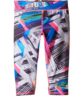 adidas Kids - Printed Capri Tights (Toddler/Little Kids)