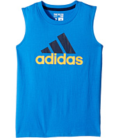 adidas Kids - Performance Tank Top (Toddler/Little Kids)