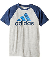 adidas Kids - Performance Raglan (Big Kids)