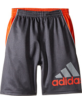adidas Kids - Midfielder Shorts (Toddler/Little Kids)
