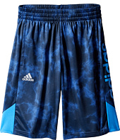 adidas Kids - Smokescreen Shorts (Big Kids)