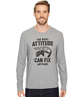 Life is Good - Attitude Fix Long Sleeve Smooth Tee