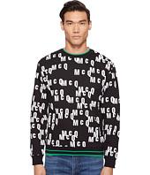 McQ - All Over Logo Sweatshirt