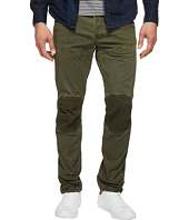G-Star - 5620 3D Tapered Trainer Pattern Mix Colored Jeans in Dark Shamrock/Forest Night