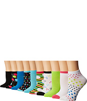Steve Madden - 10-Pack Low Cut - Prints (Toddler/Little Kid/Big Kid)