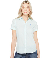 U.S. POLO ASSN. - Short Sleeve Woven Shirt