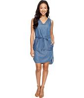 U.S. POLO ASSN. - Sleeveless Tencel Denim Dress