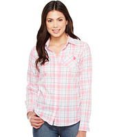 U.S. POLO ASSN. - Classic Poplin Plaid Woven Shirt