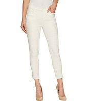 U.S. POLO ASSN. - Darlington Skinny Ankle Jeans in Snow White