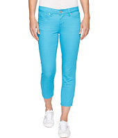U.S. POLO ASSN. - Lulu Stretch Twill Capri Pants