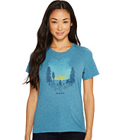Life is Good - Meadow Sunset Cool Tee