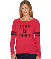 Life is Good - Life is Good® Long Sleeve Vintage Sport Tee