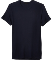 ATM Anthony Thomas Melillo - Micromodal Rib Short Sleeve Crew