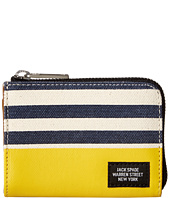 Jack Spade - Stripped Dipped Coin Wallet