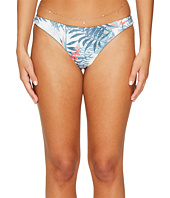 Roxy - Strappy Love Printed Mini Reversible Bikini Bottom