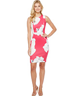 Calvin Klein - Floral Sheath Dress