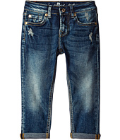 7 For All Mankind Kids - Josefina Boyfriend Jeans in Icelandic Blue (Big Kids)
