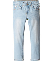 7 For All Mankind Kids - The Skinny Jeans in Daylight Blue (Little Kids)