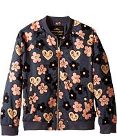 mini rodini - Flowers Summer Jacket (Toddler/Little Kids/Big Kids)