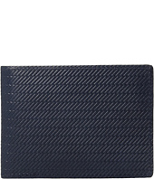 Shinola Detroit - Bolt Embossed Slim Bifold