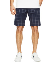 Lacoste - Windowpane Check Bermuda Shorts