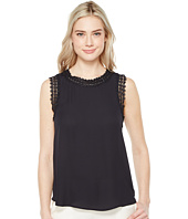 Ivanka Trump - Sleeveless Georgette Top