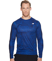 New Balance - Accelerate Graphic Long Sleeve