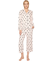 Kate Spade New York - Owls Cropped Pajama Set