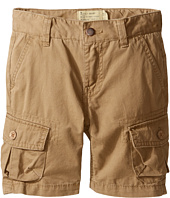 Lucky Brand Kids - Heritage Cargo Shorts in Twill (Toddler)