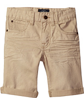 Lucky Brand Kids - Clubhouse Shorts Twill (Toddler)