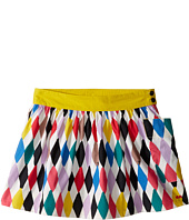 Sonia Rykiel Kids - Harlequin Printed Skirt w/ Pocket (Toddler/Little Kids)