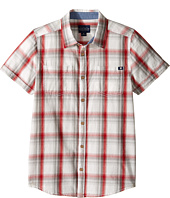 Lucky Brand Kids - Overflow Short Sleeve Woven (Big Kids)