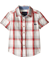 Lucky Brand Kids - Overflow Short Sleeve Woven (Toddler)