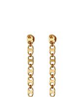 Tory Burch - Gemini Link Linear Earrings